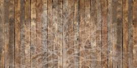 AS Creation AP Digital Behang DD108991 Oak Silhouette/Hout/Boom/Natuurlijk/Landelijk Fotobehang