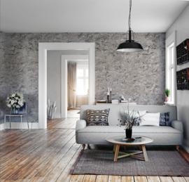 Behangexpresse Passion for Materials INGK Fotobehang INK7407 Val Gardena Light/Steen/Beton/Ruw/Modern/Landelijk