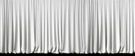 AS Creation AP Digital4 Behang DD109031 White Curtain/Gordijnen/Modern Fotobehang