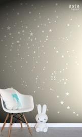 Esta Home XL Photowalls For Kids Fotobehang 158705 Sterren/Sterrenstelsel/Modern/Kinderkamer