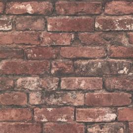 Dutch Wallcoverings Trilogy Behang FD21258 Stenen/Baksteen/Landelijk