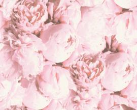 AS Creation New Studio 2.0 Behang 37398-3 Bloemen/Pioenrozen/Romantisch