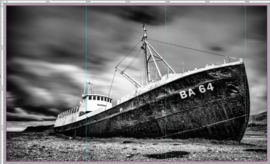 AS Creation AP Digital2 Fotobehang  470519 BA64/ Boot/Schip/Zeevaart Behang