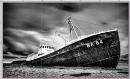 AS Creation AP Digital2 Fotobehang  470519 BA64/ Boot/Schip/Zeevaart Behang