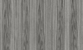 Arte Ligna Behang 42054 Roots/Hout/Exclusief Wandbekleding Midden Grijs