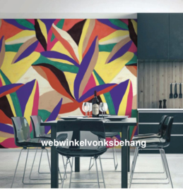 Marburg Smart Art Aspiration Fotobehang 46723 Akiko/Bloemen/Retro/Modern
