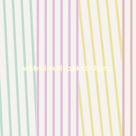 Eijffinger Stripes+ Behang. 377123 Strepen/Abstract/Pasteltinten