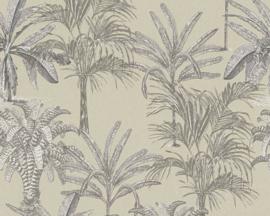 AS Creation Metropolis/Change is Good Behang 37983-1 Tropical Tale/Palm/Tropisch