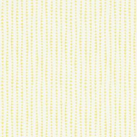 Rasch Bambino XVIII 249156 Uni/Streep/Peuter/Kleuter/Driehoekjes Behang