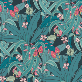 Onszelf Botanique Behang 538939 Botanisch/Bladeren/Natuurlijk Rasch
