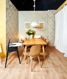 DesignDroom/SBS6 Aflevering 12 December Reflect 378012  Behang - Eijffinger