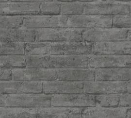 AS Creation Industrial Behang 37747-6 Bakstenen/Stenen/Modern/Landelijk