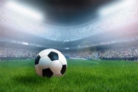 AS Creation Wallpaper 3 XXL Fotobehang 471342 Soccer/Voetbal/Sport