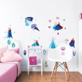 Walltastic Disney Frozen 45088 Wall Stickers - Dutch Wallcoverings