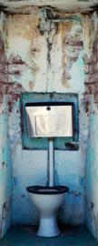 AS Creation Wallpaper 3 XXL Deurposter 734 WC/Verweerd/Vintage/Zelfklevend