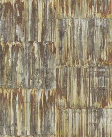 Dutch Wallcoverings Trilogy Behang FD24063 Metaal/Modern/Natuurlijk