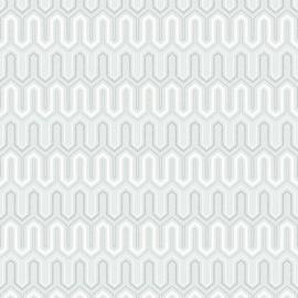 Rasch Galerie Geometrix Behang GX37617 Geometrisch/Modern/Landelijk/Mint