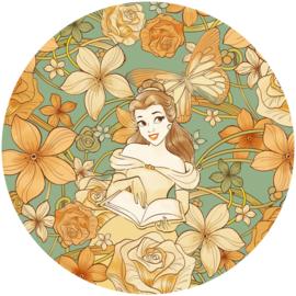 Komar Home Imagine Edition 4 Fotobehang DD1-002 Belle Spirit of Autumn/Cirkel/Sprookjes/Disney