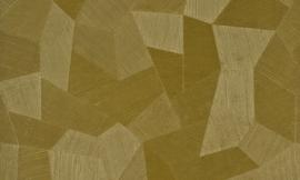 Arte Monsoon Behang 75303 Facet/Modern/3D/Relief Structuur/Goud