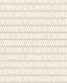 Eijffinger Lounge Behang 388710 Geometrisch/Grafisch