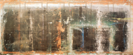 AS Creation AP Digital4 behang DD108996 Artwork Wainscoting 1/Vintage/Lambrisering Fotobehang