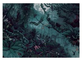 KEK Amsterdam II Fotobehang WP-713 Tropical Landscape/Landschap/Botanisch/Vogel Behang
