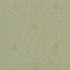 At Walls Odea Behang 46603 Barok/Ornament/Klassiek/Goud/Groen