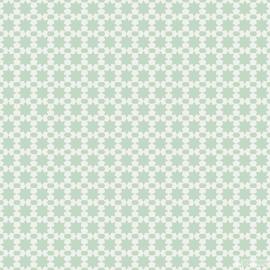 Noordwand Cozz Smile Behang 81165-03 Retro/Romantisch/Bloemen/Groen