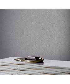 Arthouse Bloom Behang 676007 Linen Texture Mid Grey/Grijs/Landelijk