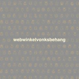 Eijffinger Pip Studio 4 Behang 375037 Insecten/Dieren/Landelijk