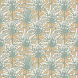Dutch Wallcoverings Eden Behang M32202 Botanisch/Bladeren/Modern