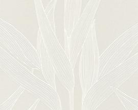 AS Creation Hugge Behang 36123-2 Modern/Bloemen/Bladeren