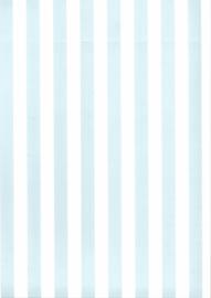 Noordwand Fabulous World Behang 67103-5 Streep/Landelijk/Kinderkamer/Blauw