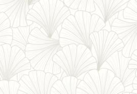 Hookedonwalls Exotique Behang 17282 Scala/Bladeren/Waaier