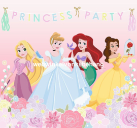 Noordwand Kids@Home Individual Fotobehang 111386 Princess Party/Prinses/Kinderkamer