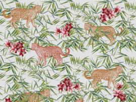 BN Studios/BN Wallcoverings Mijke Konijn 200387 Wild Flowers/Panter/Botanisch