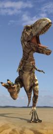 AS Creation Wallpaper 3 XXL Deurposter 728 T-Rex/Dinosaurus/Kinderkamer/Zelfklevend