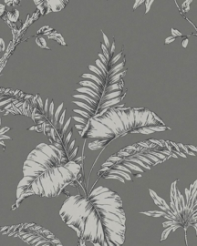 @Walls Schoner Wohnen/New Modern Behang 31847 Botanisch/Takken/Bladeren