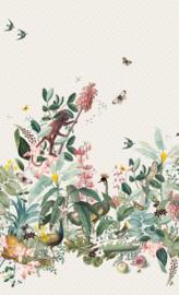 BN Studios/BN Wallcoverings Murals Fotobehang 300335DX So Avantgardening/Botanisch/Bloemen/Vogels