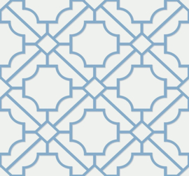 Dutch Wallcoverings Navy, Grey & White Behang BL70022 Geometrisch/Grafisch/Modern/Blauw