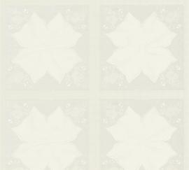 AS Creation Karl Lagerfeld Behang 37845-1 Kaleidoscope/Tegel/Bloem/Logo
