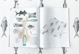 VTWonen/Woonmagazine Juli 2019 Neusje van de zalm/EstaHome Regatta Crew Surf Edition 138967 Behang