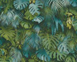 AS Creation Greenery Behang 37280-3 Botanisch/Bladeren/Natuurlijk