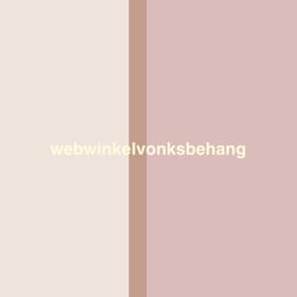 Eijffinger Stripes+ Behang. 377169 Strepen/Modern/Roze/Goud