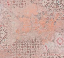 AS Creation Metropolitan Stories II Behang 37858-2 Antonio/Barcelona/Spaanse tegels/Vintage/Verweerd/Natuurlijk