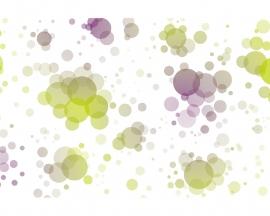 AS Creation APDigital2 Behang 470540  Bubbles/Bellen/Modern Fotobehang