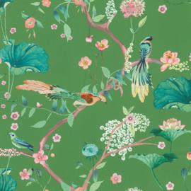 Onszelf Amazing Behang 539455 Botanisch/Bloemen/Vogels/Modern/Natuurlijk