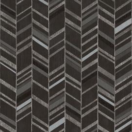 Noordwand Galerie/Special FX  Behang G67716 Modern/Chevron/Visgraat