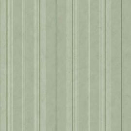 Dutch Wallcoverings Annuell Behang 11022 Strepen/Landelijk/Romantisch