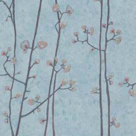 BN Wallcoverings van Gogh 2 Behang 220027 Japanse Bloesem/Tak/Botanisch